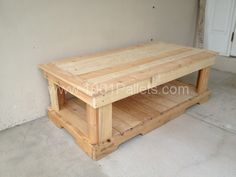 IMG 0952 600x450 Pallets Bookshelf and Table in pallet furniture  with Table Pallets Bookshelf