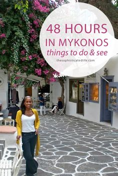 Hours in Mykonos: Things to Do & See! 48 Hours in Mykonos Greece-Things to Do & See! Travel here to Eat Greek Food, Sail on the Aegean Sea, Marvel at Greek Hours in Mykonos Greece-Things to Do & See! Travel here to Eat Greek Food, Sail on t Greece Honeymoon, Greece Vacation, Greece Travel, Greece Trip, Crete Greece, Athens Greece, Greek Islands Vacation, Greece Tours, Honeymoon Trip