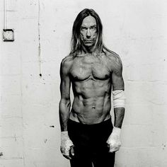 Iggy Pop L'iguane