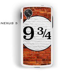 Hogwarts Platform for Nexus 4/Nexus 5 phonecases