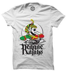 Rajah Army T-Shirt | Buy Official Reggae Rajah T-Shirts Online | The Souled Store