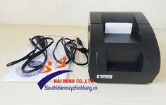 Thông số kỹ thuật Mã : Mini PRP-085 -  Công nghệ in : Truyền nhiệt trực tiếp -  Độ phân giải : 576 dots/line OR 512dots/line -  Kích thước ký tự : ANK Character,Font A: 1.5×3.0mm(12×24dot), Font B: 1.1×2.1mm(9×17dot), Simplified/Traditional : 3.0×3.0mm(24×24dot) -  Drivers : Win 9X/Win ME/Win 2000/Win 2003/Win NT/Win XP/Win Vista/win 7 -  Bộ đệm : 128k bytes -  Bộ đệm mở rộng : 256K bytes -  Cắt giấy tự động : Ko -  Tuổi thọ đầu in : 100km -  Môi trường làm việc : Nhiệt độ (0~45°c) Độ…