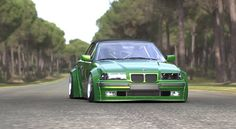 Rocket Bunny BMW E36 Body Kit - DRIFTING.com