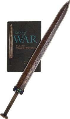 Swords, Fine Museum Copy of a Chinese Late Spring or Early Autumn Period Bronze Sword