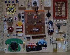 Развивающие доски Бизиборд от пользователя «id994431» на Babyblog.ru