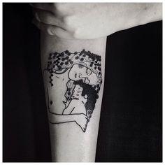 """204 Likes, 16 Comments - M∴ (@yehu.yah) on Instagram: """"""""KLIMT"""" - Releitura de uma obra do Gustav Klimt pra amiga @aliceabadi Muitíssimo obrigado pela…"""""""