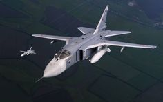 """Feb 11,2015,a Sukhoi Su-24 """"Fencer"""" of Russian Air Force crashed while preparing to land at Marinovka,few kilometers from Volgograd (formerly Stalingrad),in SW Russia.During final approach crashed 7 miles from runway,killing 2 pilots on board according to statement released by Russian Ministry of Defense,same day.No civilian casualties or property damage,as area deserted.Type now grounded for investigations."""