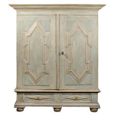 Swedish painted furniture