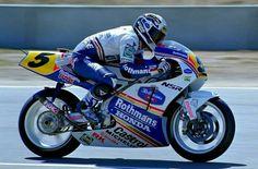 Max Biaggi honda nsr 250cc Rothmans 93