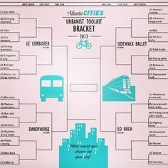 Choose your favorite Urban Planning principals. #infographic