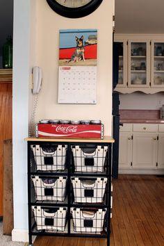 E Saving Kitchen Organization Ideas