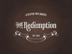 The Redemption - #Logo