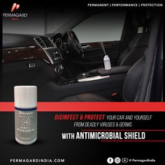 During such a crucial period it is important to keep yourself and your family safe from any germs & bacteria. For the overall protection of your car, opt for Permagard's Antimicrobial Shield which has Germ Killing Technology. Antivirus Protection, Air Conditioning Units, Cell Membrane, The Cell, Period, Technology, Car, Tecnologia, Automobile
