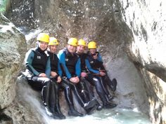 Perfect day in canyoning Sušec with Aktivni planet.