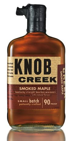 Knob Creek® Ol' Fashioned Holiday Maple - Created by Michael Symon featuring Knob Creek Smoked Maple Bourbon