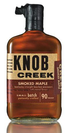 Knob Creek® Ol' Fashioned Holiday Maple -Created by Michael Symon featuring Knob Creek Smoked Maple Bourbon
