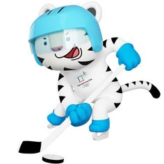 Find everything but the ordinary 2018 Winter Olympic Games, 2018 Winter Olympics, Winter Games, Kids Olympics, Olympic Mascots, Game 2018, Mascot Design, The Ordinary, Smurfs