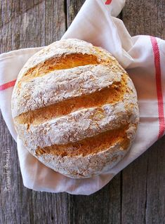 Din bucataria lui Micky: Pâine ţărănească cu cartofi, fără gluten, fără frământare Sin Gluten, Gluten Free, Potato Bread, Potatoes, Diet, Cooking, Recipes, Food, Glutenfree
