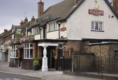 The Plough Inn, Ealing, London Family friendly pub