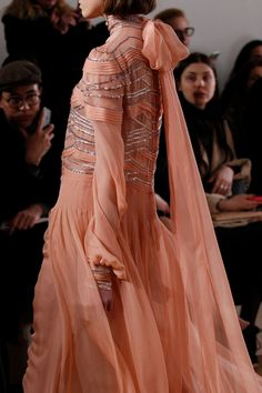 See detail photos for Valentino Spring 2017 Couture collection.