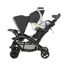 Baby Trend Sit N Stand Double Stroller Elixer - Double Stroller - Ideas of Double Stroller - Baby Trend Sit N Stand Double : Target Double Stroller For Twins, Double Strollers, Baby Strollers, Baby Needs, Baby Love, 2nd Baby, Baby Baby, Baby Number 2, Jogging Stroller
