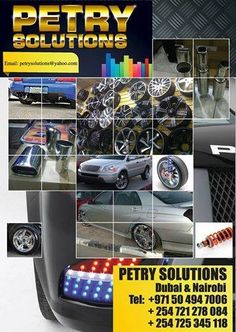 Pimping Your Car Just Went A Notch Higher....we Are The Car Dressers...new  Stock Has Just Arrived And New Products Available On Order, We Have Crysu2026