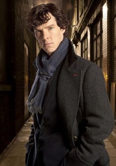 Sherlock Holmes - Sherlock  Benedict Cumberbatch