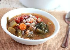 Mississippi Minestrone
