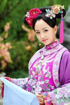 Yang Rong as Xugiya Xixiang, Noble Lady Qian.
