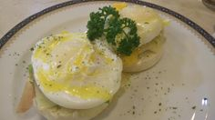 I love Eggs Benedict's