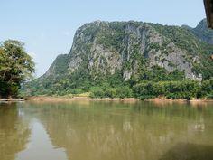 River, Nong Khiaw, Laos