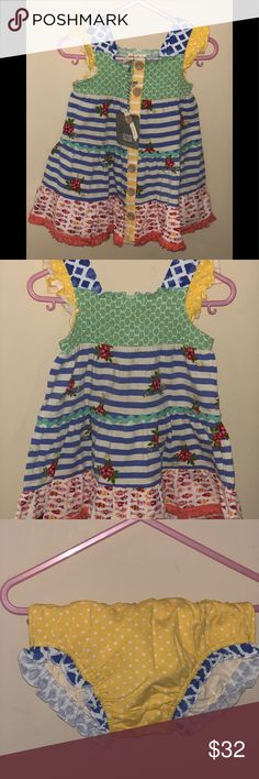 ba96f65b862582 Shop Kids  Matilda Jane size Dresses at a discounted price at Poshmark.