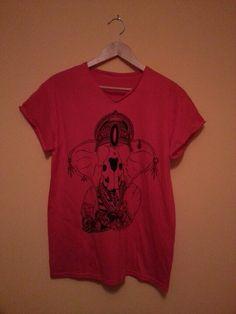 T-shirt FabulouS man/woman #skull ganesh#
