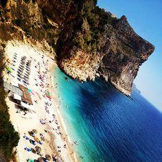 Cala Moraig en Moraira, Alicante. - http://sixt.info/Alicante-pinterest - #playa #Alicante #CostaBlanca