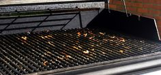 Dirty Barbecue Grill | No-Scrub Way to Clean BBQ Grills