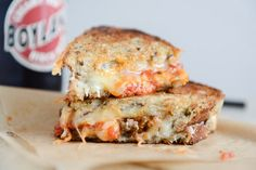 The Most Delicious Grilled Cheese Sandwiches On The Planet