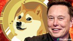 اليون ماسك يطلب من Coinbase إدراج Dogecoin مع تزايد اعتماد العملة المشفرة Latest Technology News, Science And Technology, Twitter Polls, Tesla Ceo, Exclamation Mark, Dallas Mavericks, Elon Musk, Picture Credit