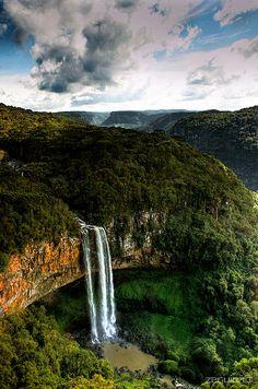 Cascata do Caracol – Canela – Rio Grande do Sul - Brasil