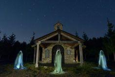 Fantasmas de Guardia en la Hermina de la Cruz de Ferro