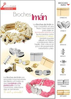 Broches Iman