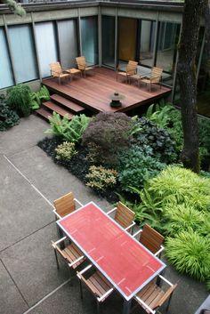 Portfolio: MOSAIC GARDENS: Landscape - Garden Design and Construction in Eugene, Oregon