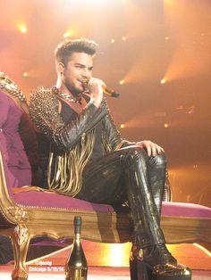 Queen + Adam Lambert - Chicago - June 19, 2014 - Qoatg