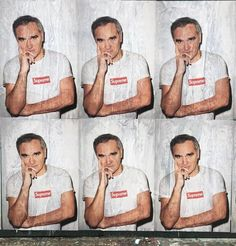 Morrisey for Supreme Terry Richardson