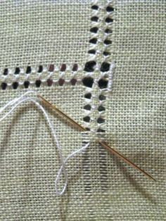 From the book: Embroidery Tech |