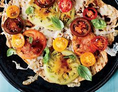 7 Healthy Homemade Pizza Recipes, plus Healthy Pizza Dough Recipe!