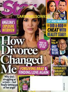 STAR MAGAZINE FEBRUARY 22 2021 ANGELINA MADISON MIRANDA PRINCE PHILIP JLO PARIS Finding Love Again, Star Magazine, February 22, Prince Philip, Cover Pics, Change Me, Country Life, Cheating, Divorce