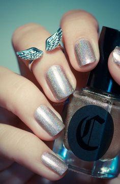 Silver Nails Designs: Amazing Silver Nail Polish ~ fixstik.com Nail Designs Inspiration