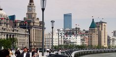 El Bund, la mejor postal de Shanghai - http://www.absolut-china.com/el-bund-la-mejor-postal-de-shanghai/