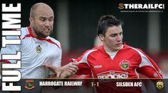 FT: Harrogate Railway 1-1 Silsden AFC    @therailfc @silsdenfc #NCEL