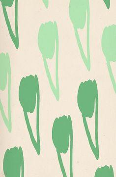 .Ashley Goldberg pale green blooms